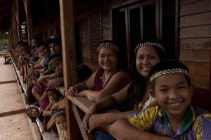 Assunto: Aldeia Kambeba Local: Manaus - AM Data: Outubro 2011 Autor: Renato Soares