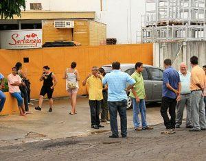 Falência do Grupo Arantes deixou 1,3 mil trabalhadores desempregados. (Foto: Reprodução)