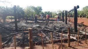 Desde outubro, pelo menos dez incêndios atingiram territórios indígenas