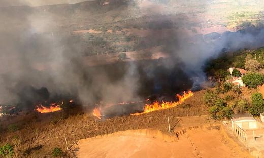 Matopiba concentra mais da metade das queimadas no Cerrado